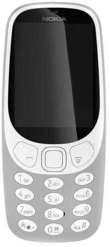 NOKIA 3310_DS_EU GRY, Mobilný telefón