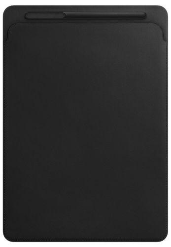 """Apple Leather Sleeve pre Apple iPad Pro 12,9"""" Black"""