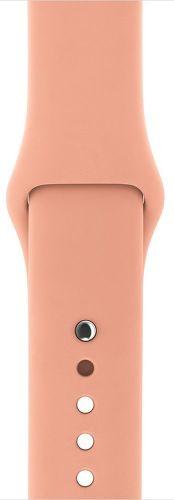 Apple 42mm Sport Band - S/M & M/L Flamingo