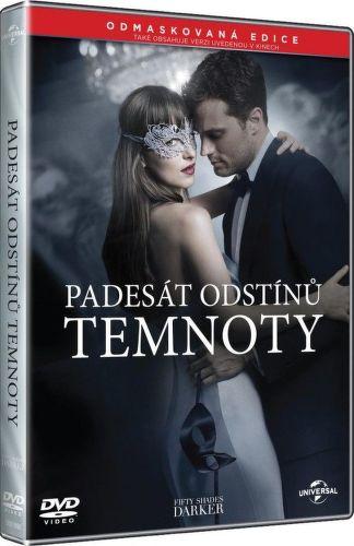 Bonton Padesát odstínů temnoty DVD film