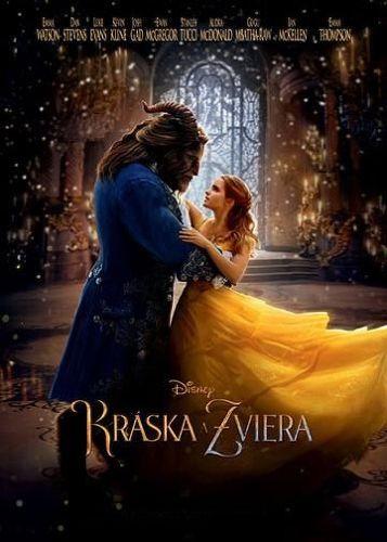 MAGIC BOX Kráska a zviera, DVD film_1