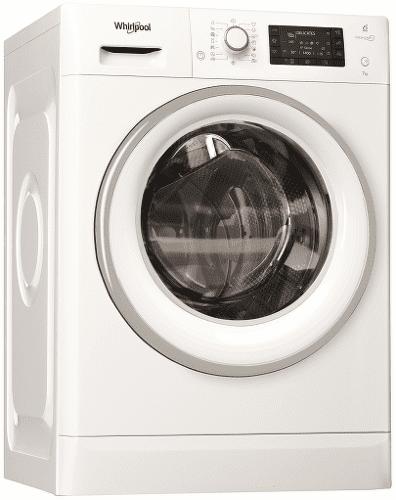 WHIRLPOOL FWSD71283WS EU, biela slim práčka plnená spredu