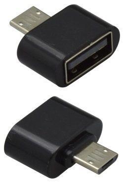 d2711836f Mobilnet OTG adaptér micro USB / USB čierny | Nay.sk