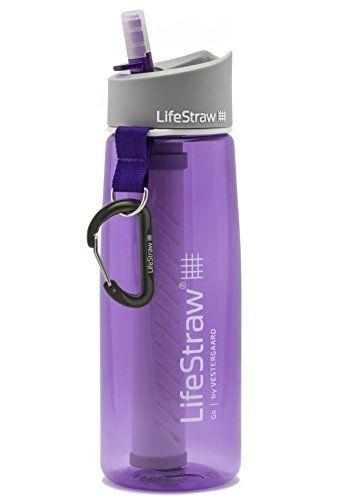 LifeStraw go2 stage fialova