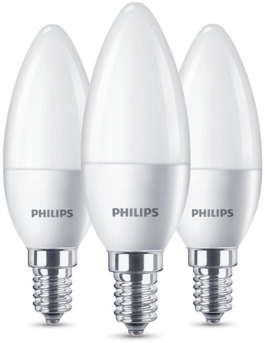 PHILIPS LIGHTING 40W E14WW_1