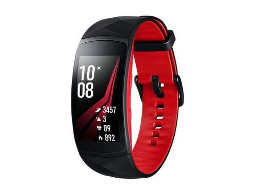 SAMSUNG Gear Fit 2 Pro RED_01