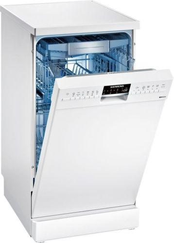 SIEMENS SR256W01TE, biela umývačka riadu