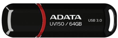 A-DATA UV150 64GB USB 3.0 čierny