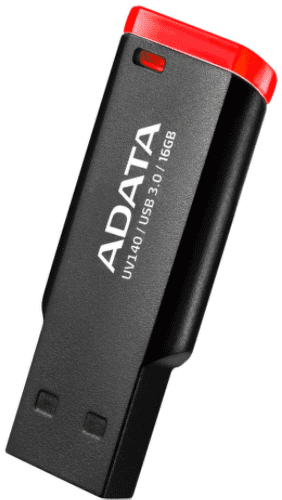 A-DATA UV140 16GB USB 3.0 červený