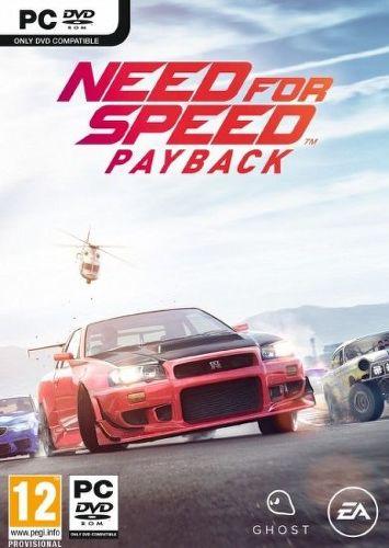 ELECTRONIC NFS Payback, Hra na PC_01