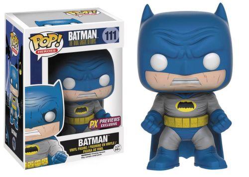 Vinylová figúrka Batman v modrom - Batman