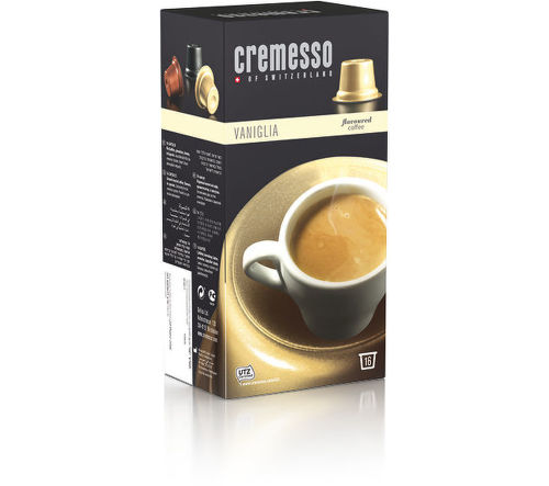 CREMESSO Cafe Vaniglia, kapsulova kava