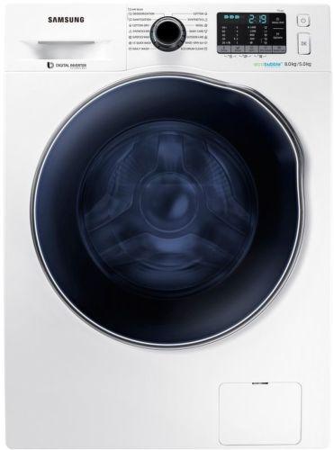Samsung WD80J5A10AW/LE, Práčka so sušičkou
