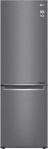 LG GBP61DSPFN, šedá kombinovaná chladnička