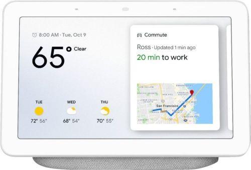 Google Home Hub Chalk, Hlasový asistent