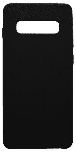 Mobilnet silikónové puzdro pre Samsung Galaxy S10, čierna