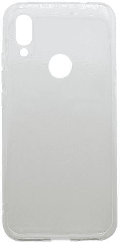 Mobilnet silikónové puzdro pre Huawei Y7 2019, transparentná
