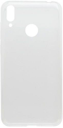 Mobilnet gumené puzdro pre Xiaomi Redmi 7, transparentná