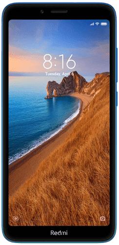 Xiaomi Redmi 7A 2 GB/16 GB modrý