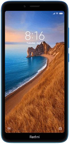 Xiaomi Redmi 7A 2 GB/32 GB modrý