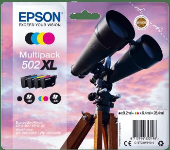 EPSON multipack 502 XL CMYK