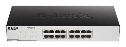 D-Link GO-SW-16G 16-port 1Gb EASY switch