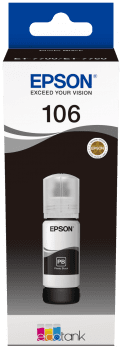 EPSON 106 EcoTank BLK