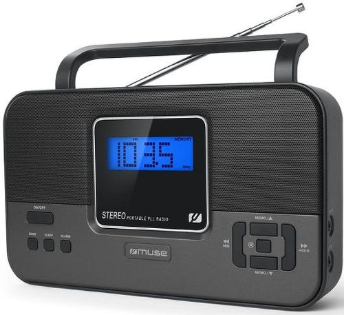 MUSE M-087R BLK
