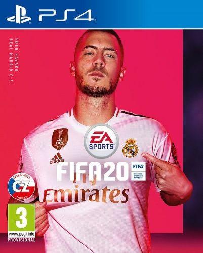 FIFA 20 PS4 hra