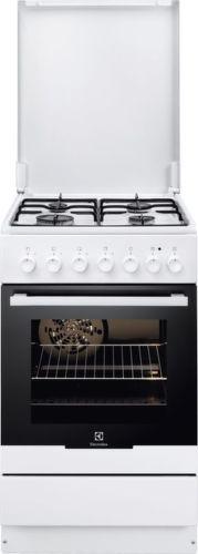 ELECTROLUX EKK51550OW, biely kombinovaný sporák