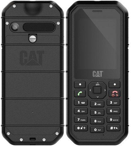 CAT B26 Dual SIM čierny