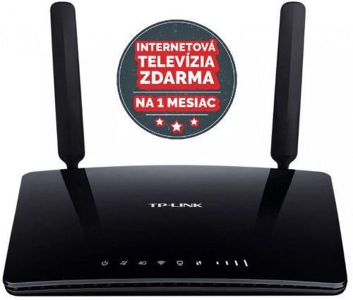 TP-Link Archer MR200, AC750 DualB. 3G/4G LTE - WiFi router