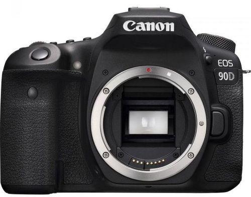 Canon EOS 90D Body čierna