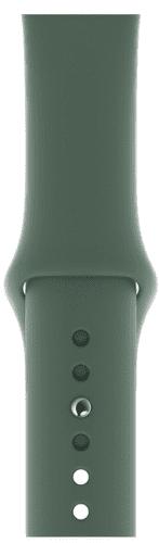 Apple Watch 44 mm športový remienok S/M a M/L, borovicový