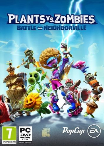 Plants vs. Zombies: Battle for Neighborville PC hra