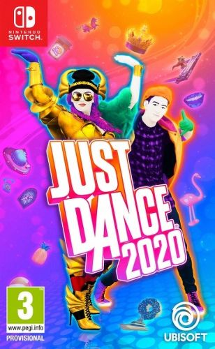 Just Dance 2020 NS hra