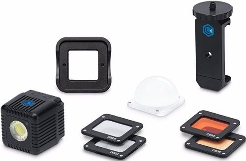 Lume Cube Creative Lightning Kit pre Apple iPhone osvetľovacia sada