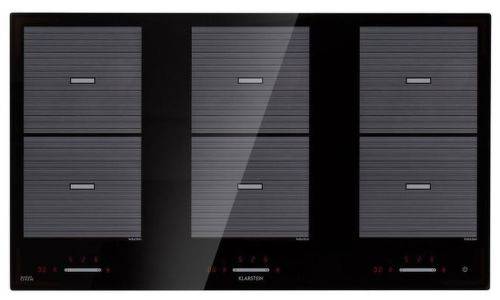 KLARSTEIN Virtuosa Flex 90, čierna indukčná varná doska