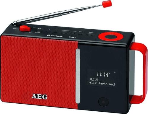 AEG DAB 4158 RED