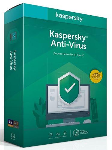 Kaspersky Anti-Virus 2020 1PC/1R