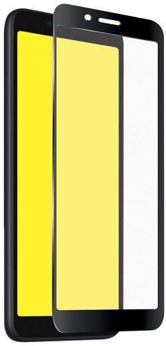 SBS Full Cover tvrdené sklo pre Xiaomi Redmi Note 7A, čierna