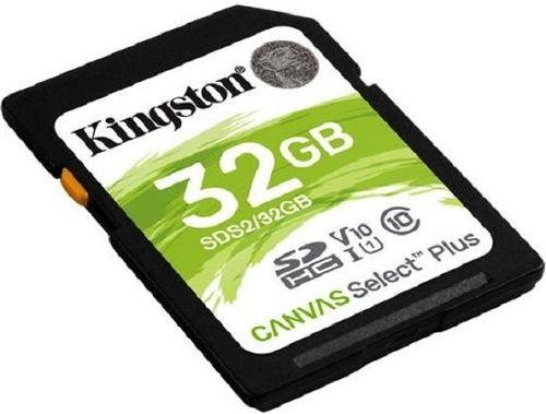 Kingston Canvas Select Plus SDHC 32 GB UHS-I U1