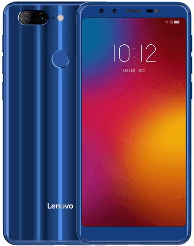 Lenovo K9 4 GB/32 GB modrý