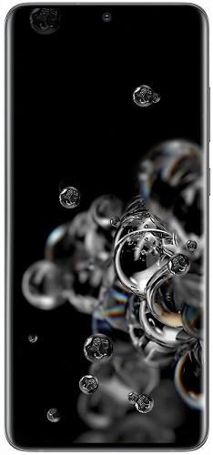 Samsung Galaxy S20 Ultra 128 GB sivý