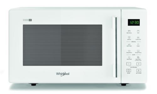WHIRLPOOL MWP 253 W, biela mikrovlnná rúra