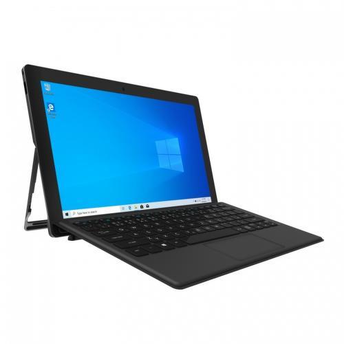 Umax VisionBook 12Wg Tab UMM220T12 antracitový