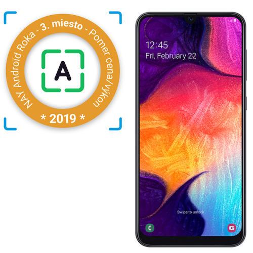 Samsung-Galaxy-A50-čierny