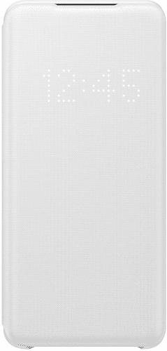 Samsung LED View Cover puzdro pre Samsung Galaxy S20, biela