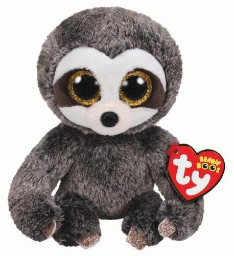 TY DANGLER lenochod 1, Plyšová hračka