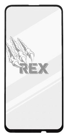 Sturdo Rex Premium Silver tvrdené sklo pre Huawei P Smart Pro, čierna